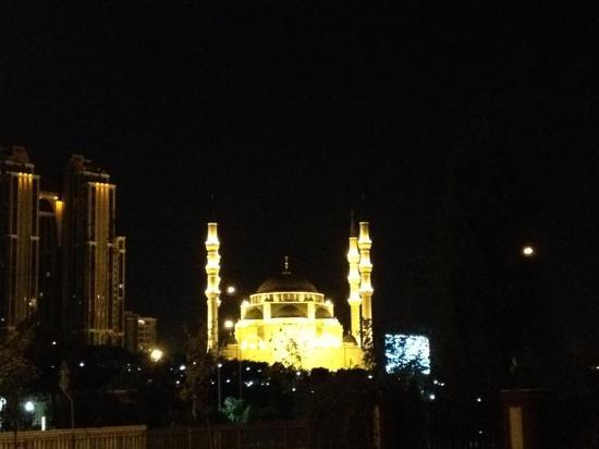 Radisson Blu Hotel Istanbul Asia: Wohnviertel
