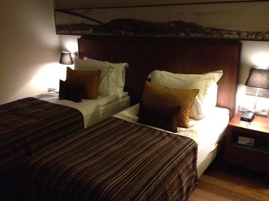 Radisson Blu Hotel Istanbul Asia: Zimmer 817
