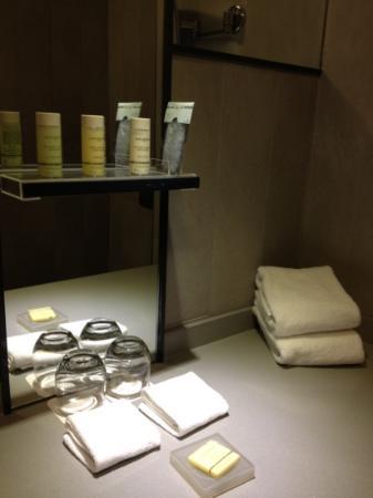 Radisson Blu Hotel Istanbul Asia: Badezimmer