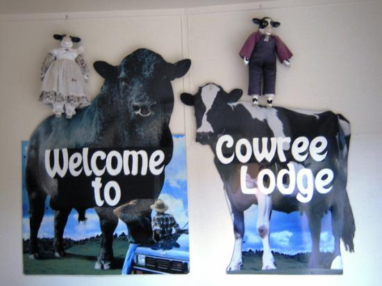 "Seabreeze Holiday Park: ""Welcome to Cowree Lodge"