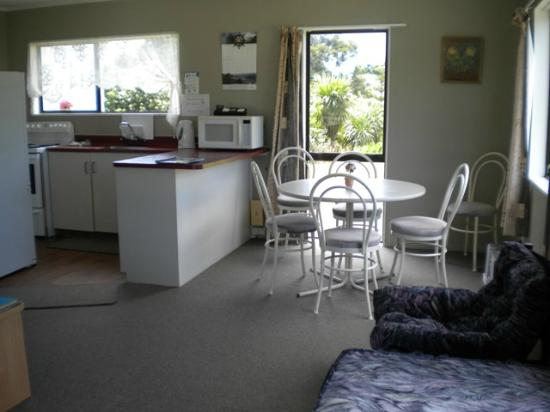 Seabreeze Holiday Park: Kiwi Chalet