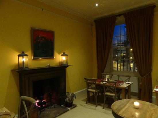 Buccleuch & Queensberry Hotel: The Hotel Bar