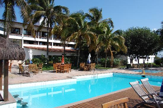 Hotel pontal de ubu anchieta brasil opiniones for Piscina 94 respuestas
