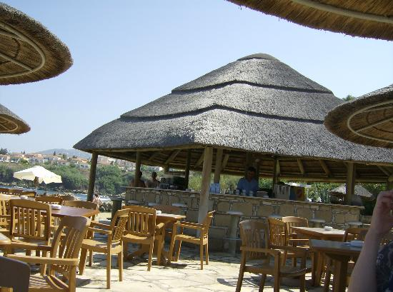 Kissonerga, Cypr: Pool Bar