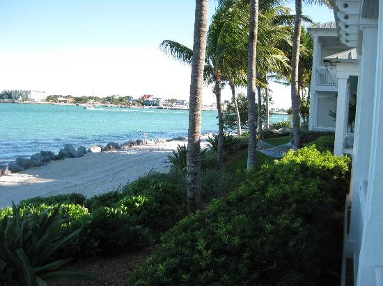 Sunset Key Cottages: Our view