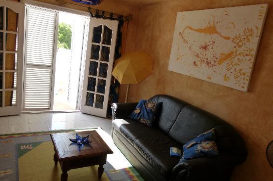 Casa Datscha : Living room
