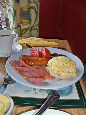 Trildoon House Bed & Breakfast: Breakfast