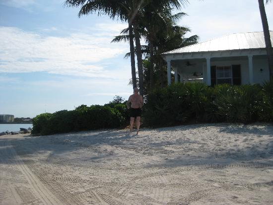 Sunset Key Cottages, A Luxury Collection Resort, Key West: Our accommodations
