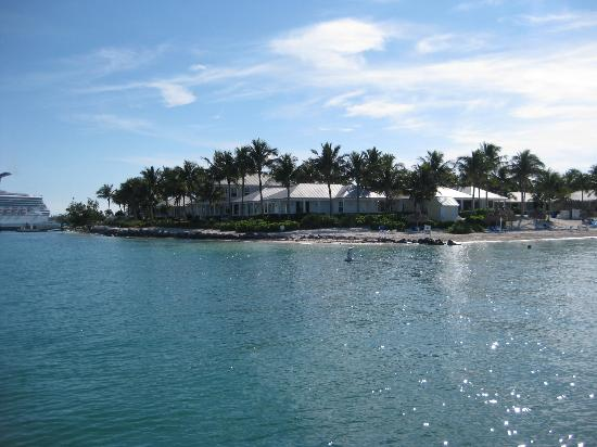 Sunset Key Cottages, A Luxury Collection Resort, Key West: Our first shuttle ride to check in