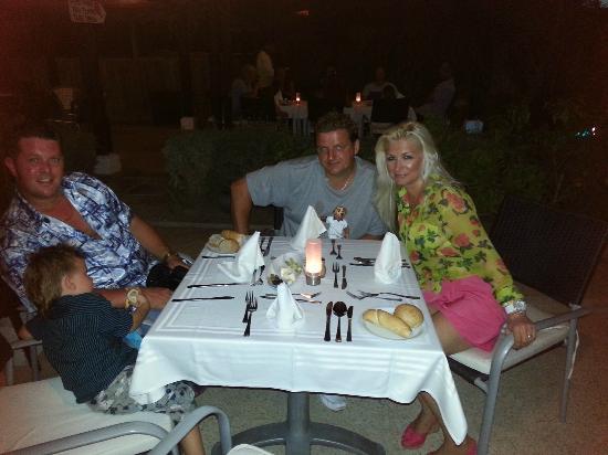 IBEROSTAR Mehari Djerba: outside restaurant