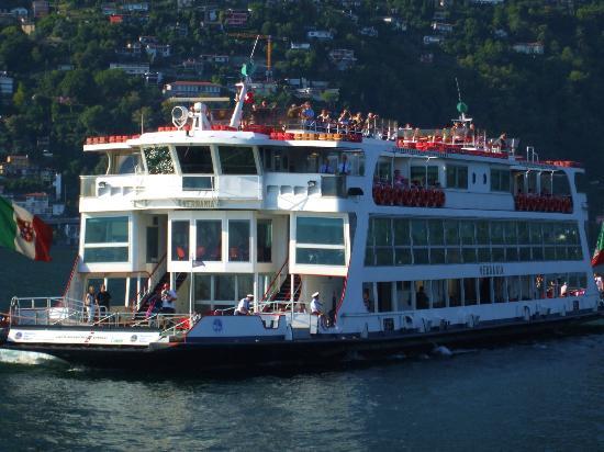 Stresa, Włochy: Ferry