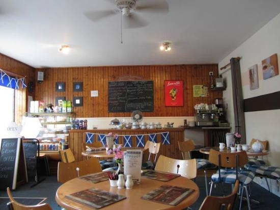 The Pantry: Inside the tearoom