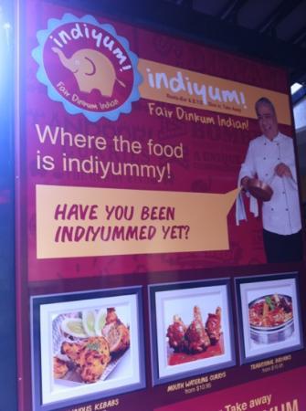 Indiyum Fair Dinkum Indian: Very YUM!