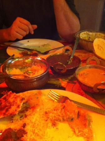 Indiyum Fair Dinkum Indian: excellent food