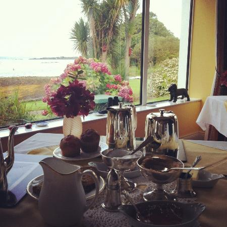 Tahilla Cove Country House: Brekkie