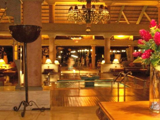 Iberostar Bavaro Suites: The main lobby area.