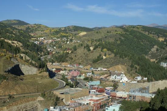 Ameristar Casino Resort Spa Black Hawk: View from room