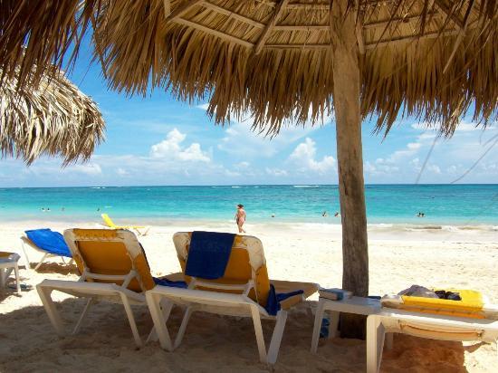 Iberostar Bavaro Suites: The beach.