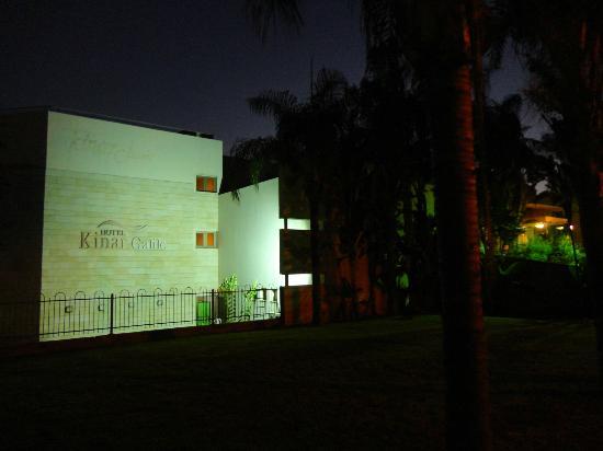 Kinar Galilee Hotel : Main building (night view)