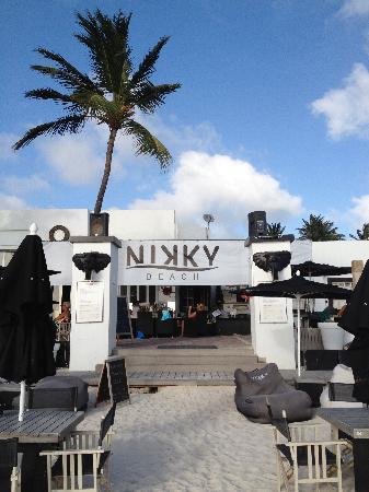 Nikky Beach