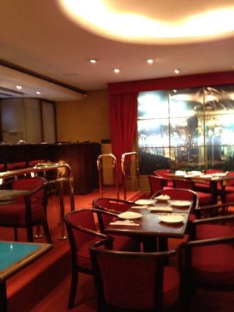 Palacio Danubio Azul: cozy bar