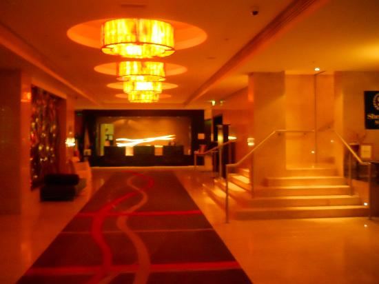 Sheraton Athlone : reception