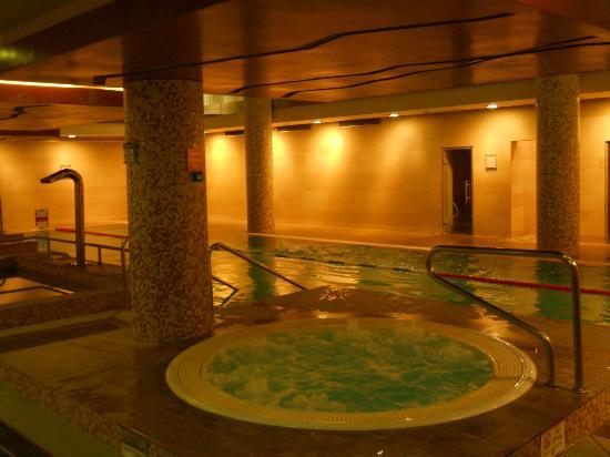 Sheraton Athlone: jacuzzi/ pool