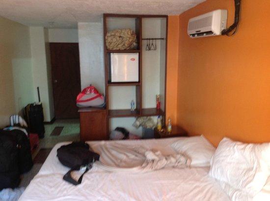 Portobelo Convention Center: Habitacion