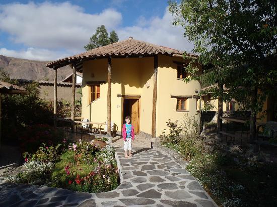 Sol y Luna - Relais & Chateaux: Large 2 story casita