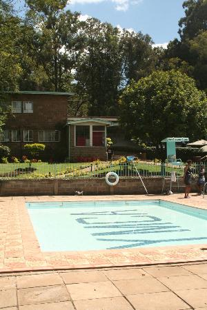 YMCA Nairobi (Central Branch): The shallow pool for children