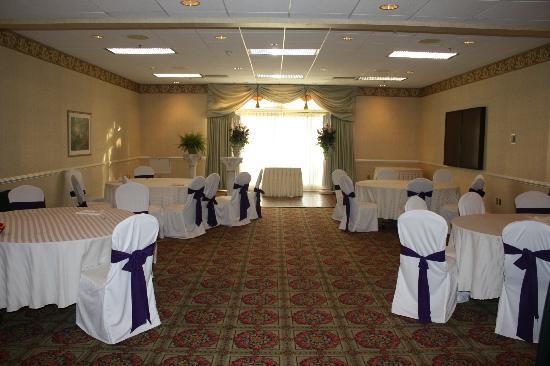 The Atherton Hotel : Vanderbilt banquet room