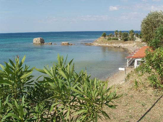 Golden Beach Hotel: Nea Potidea Old Town Beach