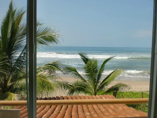 Los Suenos: view from master bedroom