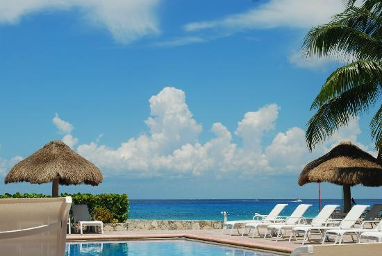 Presidente Inter-Continental Cozumel Resort & Spa: Pool