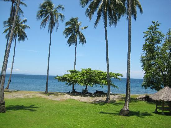 บาฮูรา รีสอร์ทแอนด์ สปา: beach and ground