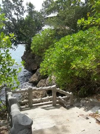 Initao libertad protected landscape and seascape