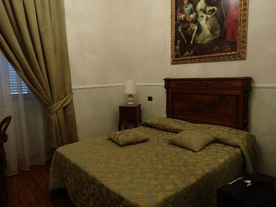 I Tre Moschettieri Luxury Guest House: The 1 double bed room