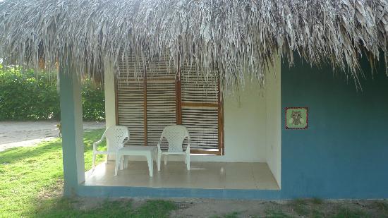 Hotel Hukumeizi : La cabaña del hotel...