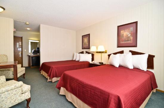 Lancaster Welcome Inn : Guest Room