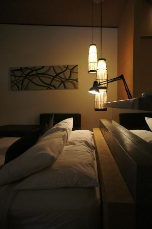 Clio Apartments : intimate rooms