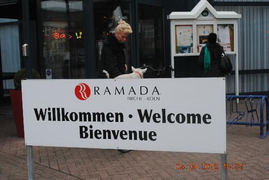 H+ Hotel Köln Brühl: Welcome to Ramada Bruehl