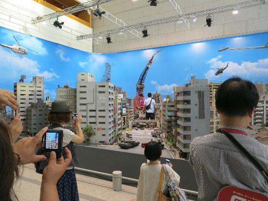 Museum of Contemporary Art Tokyo: Tokusatsu: Special Effects Museum