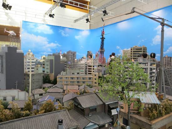 Koto, Japan: Tokusatsu: Special Effects Museum
