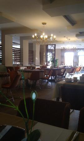 Seher Resort & Spa: dining room