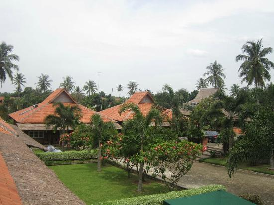 Kampoeng Wisata Tabek Indah Hotel: Hotelkamer na herstel