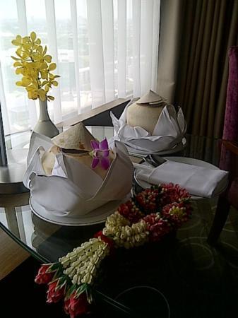 曼谷索菲特中央廣場飯店照片