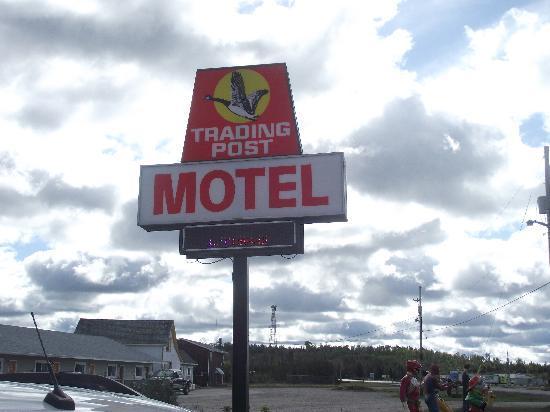 Trading Post Motel Ignace: Trading Post