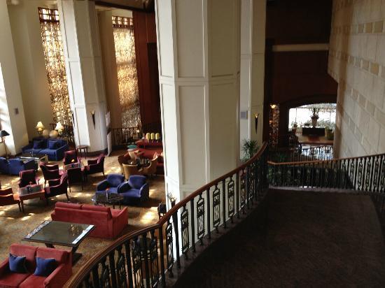 Sheraton Imperial Kuala Lumpur Hotel: le hall