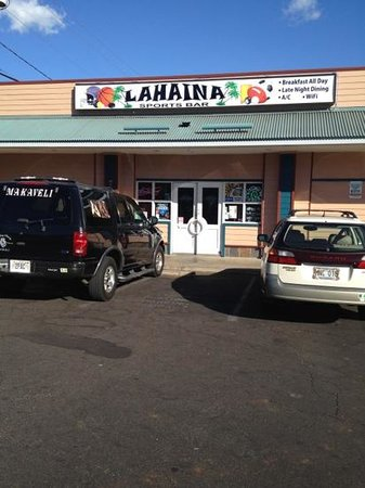 Lahaina Sports Bar
