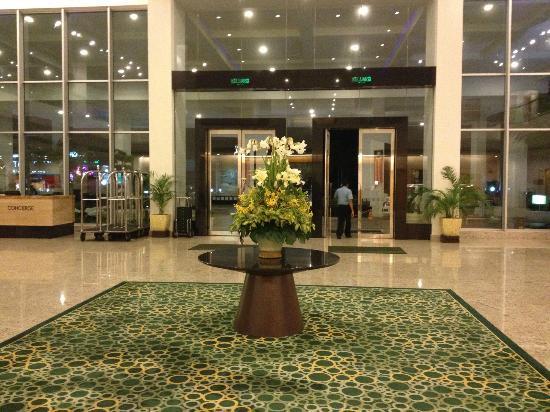 Holiday Inn Melaka : le hall